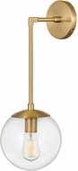 Hinkley 3742HB Warby Modern Heritage Brass Wall Lighting Fixture