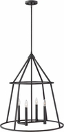 Hinkley 3774GZ Middleton Contemporary Graphite Bronze 26  Foyer Light Fixture