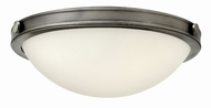 Hinkley 3782AN Maxwell Antique Nickel Flush Mount Lighting