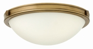 Hinkley 3782HB Maxwell Heritage Brass Overhead Lighting