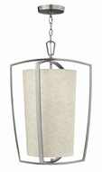 Hinkley 3793BN Blakely Modern Brushed Nickel Foyer Lighting Fixture