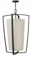 Hinkley 3796KZ Blakely Contemporary Buckeye Bronze Foyer Light Fixture