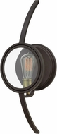 Hinkley 3920KZ Fulham Modern Buckeye Bronze Light Sconce