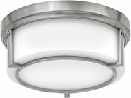 Hinkley 3971BN Weston Brushed Nickel Ceiling Light