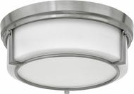 Hinkley 3972BN Weston Brushed Nickel Ceiling Lighting Fixture