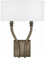 Hinkley 4002OR Surrey Oiled Bronze Wall Sconce Light