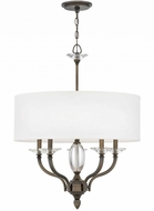 Hinkley 4005OR Surrey Oiled Bronze Mini Chandelier Light