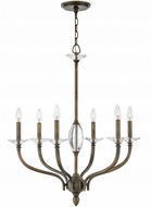 Hinkley 4006OR Surrey Oiled Bronze Chandelier Lighting