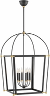 Hinkley 4056BK Selby Black 25  Entryway Light Fixture