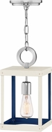 Hinkley 4077PN Porter Polished Nickel Mini Pendant Lamp
