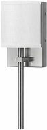 Hinkley 41010BN Avenue Contemporary Brushed Nickel LED Sconce Lighting