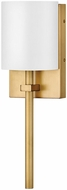 Hinkley 41011HB Avenue Modern Heritage Brass LED Wall Sconce Lighting
