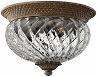 Hinkley 4102PZ Plantation Traditional Pearl Bronze Home Ceiling Lighting