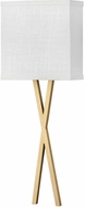 Hinkley 41102HB Axis Modern Heritage Brass LED Wall Sconce Lighting
