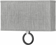 Hinkley 41203BN Link Contemporary Brushed Nickel LED Wall Lamp