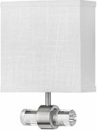 Hinkley 41602BN Luster Contemporary Brushed Nickel LED Wall Light Sconce
