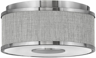 Hinkley 42005BN Halo Contemporary Brushed Nickel LED Ceiling Lighting
