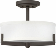 Hinkley 4231OZ Hayes Oil Rubbed Bronze Ceiling Light Fixture