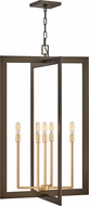 Hinkley 4345MM Anders Modern Metallic Matte Bronze / Deluxe Gold 22  Foyer Lighting