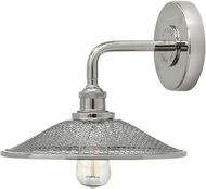 Hinkley 4360PN Rigby Polished Nickel Wall Sconce Lighting