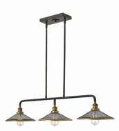 Hinkley 4364KZ Rigby Buckeye Bronze Kitchen Island Light