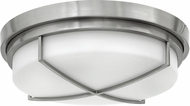 Hinkley 4382BN Halsey Brushed Nickel Overhead Lighting