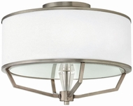 Hinkley 4483EN Larchmere English Nickel Ceiling Light Fixture
