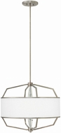 Hinkley 4484EN Larchmere English Nickel Drop Lighting Fixture