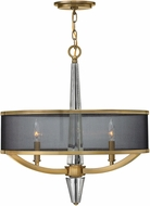 Hinkley 4753BC Ascher Brushed Caramel Foyer Lighting