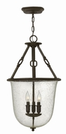 Hinkley 4783OZ Dakota Oil Rubbed Bronze Entryway Light Fixture