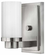 Hinkley 4970BN Midtown Contemporary Wall Sconce