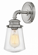 Hinkley 5030BN Fritz Contemporary Brushed Nickel Sconce Lighting