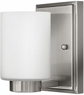 Hinkley 5050BN Miley Contemporary Brushed Nickel Wall Sconce Lighting