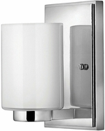 Hinkley 5050CM-LED Miley Contemporary Chrome LED Wall Lighting Sconce