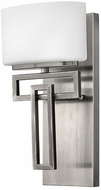 Hinkley 5100AN Lanza Modern Antique Nickel Wall Sconce Lighting