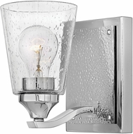 Hinkley 51820PN Jackson Contemporary Polished Nickel Wall Light Sconce