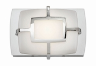 Hinkley 52100PN Sisley Contemporary Polished Nickel LED Wall Sconce Lighting