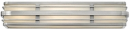 Hinkley 5234BN Winton Contemporary Brushed Nickel LED 26.25 Bathroom Wall Light Fixture