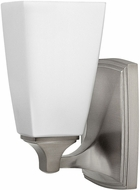 Hinkley 53010BN Darby Brushed Nickel Light Sconce