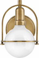 Hinkley 53770HB Somerset Modern Heritage Brass LED Wall Light Sconce