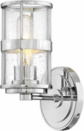 Hinkley 5430CM Noah Contemporary Chrome Lighting Wall Sconce