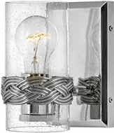 Hinkley 5510PN Nevis Modern Polished Nickel Wall Lighting