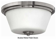 Hinkley 5551 Avon Contemporary Flush-Mount Ceiling Light