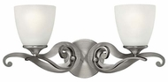 Hinkley 56322AN Reese Traditional Antique Nickel 20 Inch Wide Vanity Light