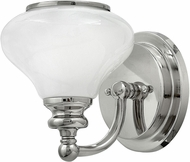 Hinkley 56550PN Ainsley Polished Nickel Wall Sconce Lighting