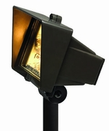 Hinkley 57000BZ Small Square 75W Exterior Flood Light Fixture