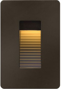 Hinkley 58504BZ3K Luna Modern Bronze LED Exterior Step Lighting