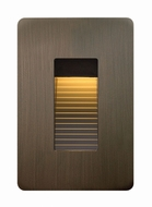Hinkley 58504MZ Luna Modern Matte Bronze LED Outdoor Sconce Lighting
