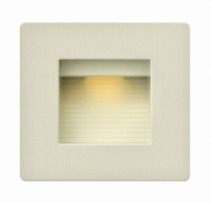 Hinkley 58506LA Luna Modern Light Almond LED Outdoor Lighting Sconce