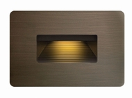 Hinkley 58508MZ Luna Modern Matte Bronze LED Outdoor Lighting Wall Sconce